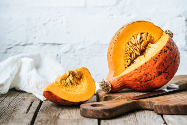 remove pumpkin seeds before giving to Bearded Dragons